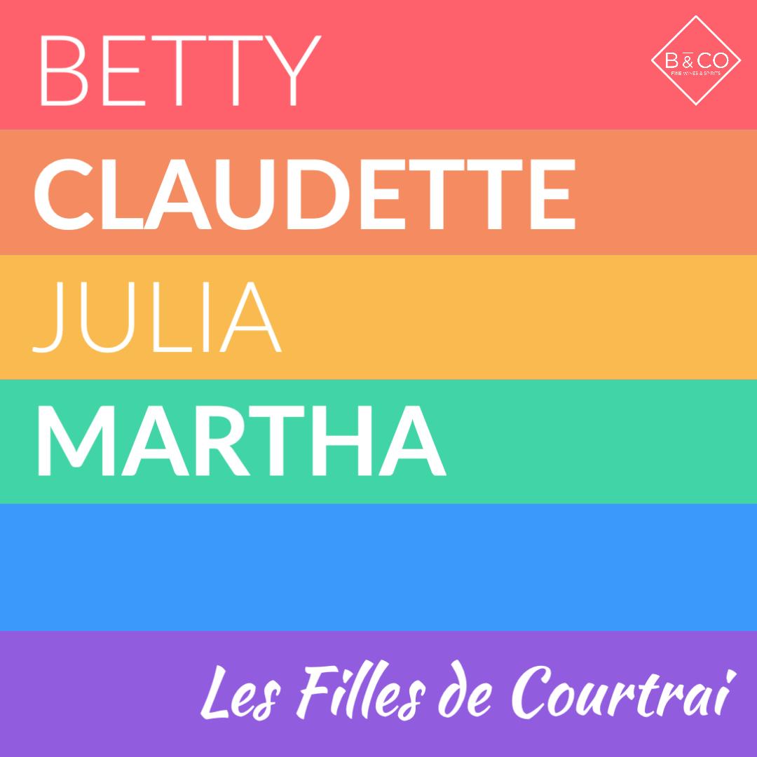 Les Filles de Courtrai by B&CO